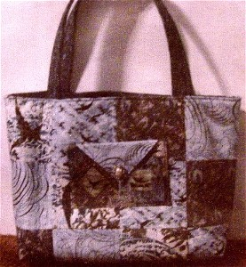Guild Fabric Challenge Tote