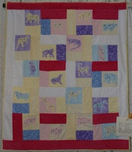 Frosted Cooky Quilt