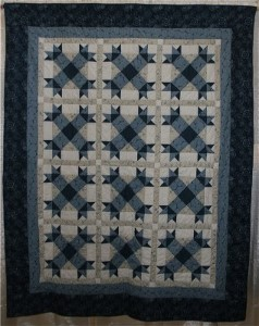 Cottage Mystery Quilt #3