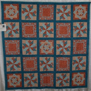 My Marti Michell Quilt