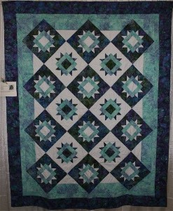 Cottage Mystery Quilt #2