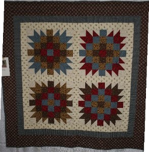 Busy Weaver Quilt
