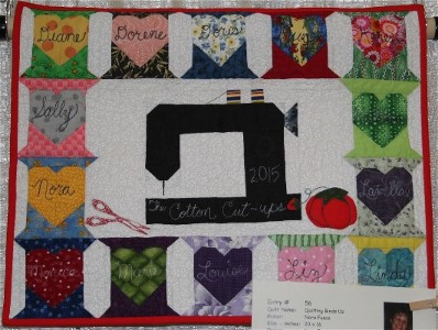 Quilting Binds Us