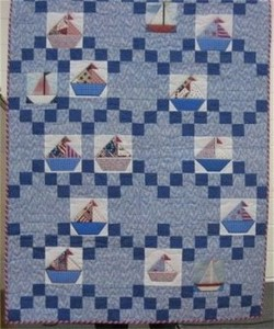 Block of the Month Sailboats