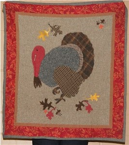 Turkey in Wool